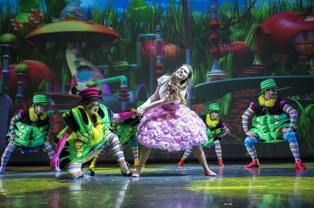 Мюзикл позиционирует себя, как постановка для детей и взрослых.