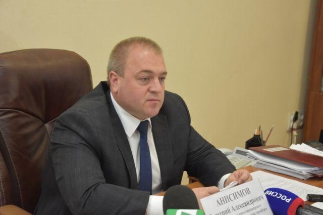 В Оренбурге уволен начальник управления пассажирского транспорта Дмитрий Анисимов.