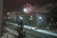 В Оренбуржье в новогоднюю ночь будет морозная и снежная погода.