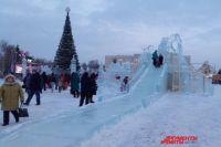 В ночь на 1 января температура опуститься до -17...-22 °С.