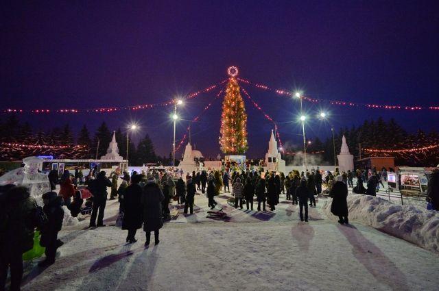 В Омске на Новый год будут ездить ночные автобусы