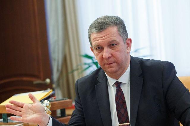 Рева рассказал об изменениях в системе предоставления субсидий за 2018 год