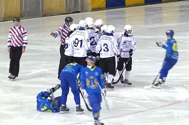 Клуб из Сыктывкара одержал вторую победу подряд.