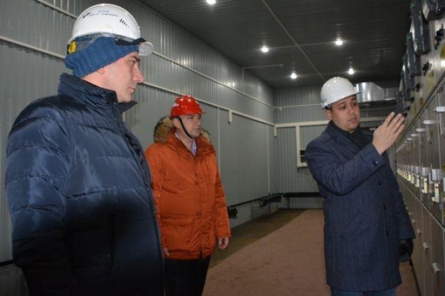 Омские энергетики обменялись опытом со специалистами из Башкирии