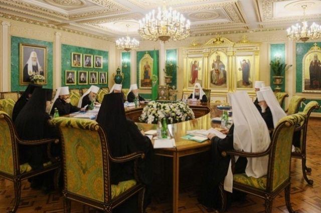 В РПЦ идет процесс разукрупнения епархий