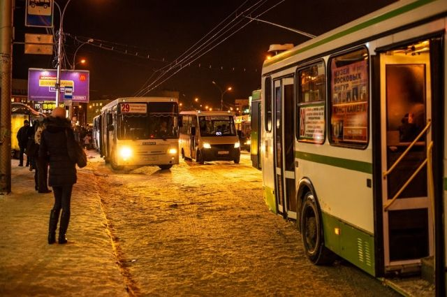 Вечерний автобус, на котором школьник всегда возвращался домой, не вышел на маршрут.
