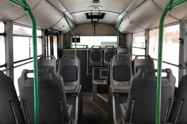 Еще один автобус меняет свой маршрут