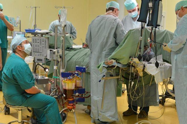 В Красноярске работают уникальные кардиохирурги