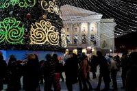 В Тюмени состоялось торжественное открытие главной городской елки