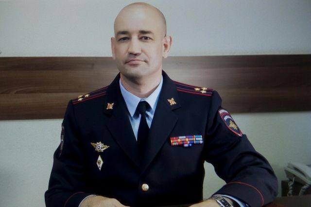В Оренбуржье назначен начальник Управления министерства внутренних дел.