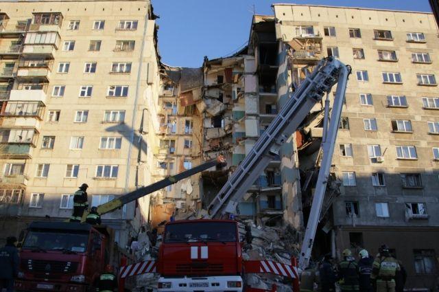 В России из-за взрыва обрушился дом  есть погибшие   Происшествия ... eea45903c02