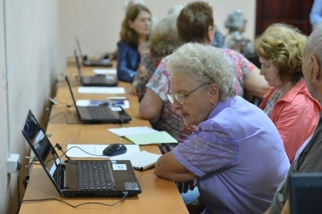 В Тюменской области заботятся о старшем поколении