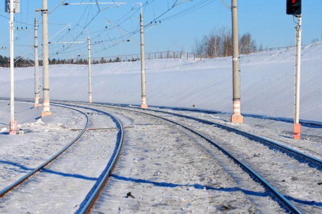 В Одесской области мужчина остался без ноги, пытаясь пролезть под поездом