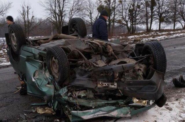 Жуткое ДТП в Винницкой области: среди трех погибших – младенец