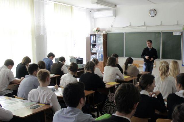 Тюменским подросткам помогли определится с профессией