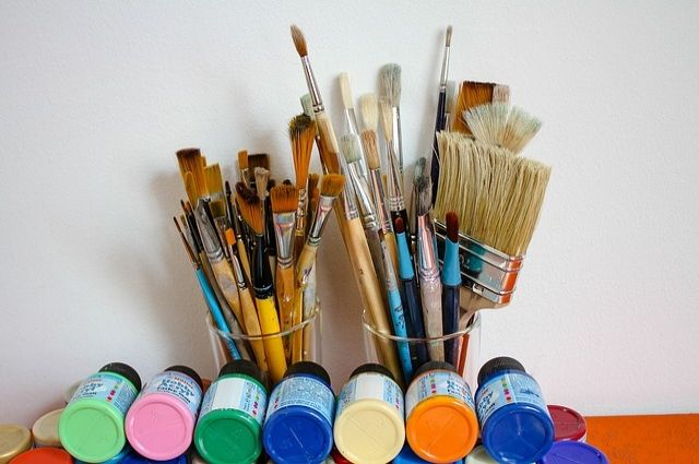 Тюменские художники могут присоединиться к городскому «рисовачу»
