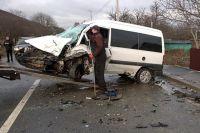 В результате ДТП пострадали семь человек, которых госпитализировали в районную больницу.