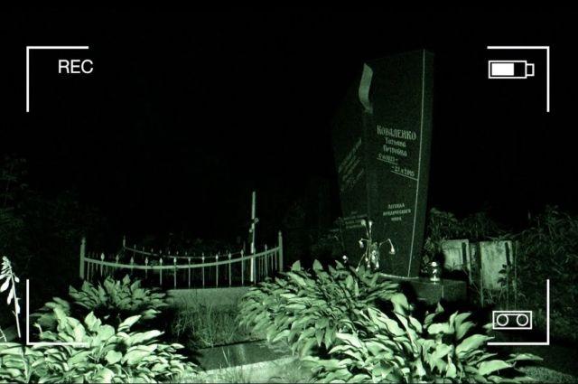 На кладбищах Киева появятся камеры видеонаблюдения
