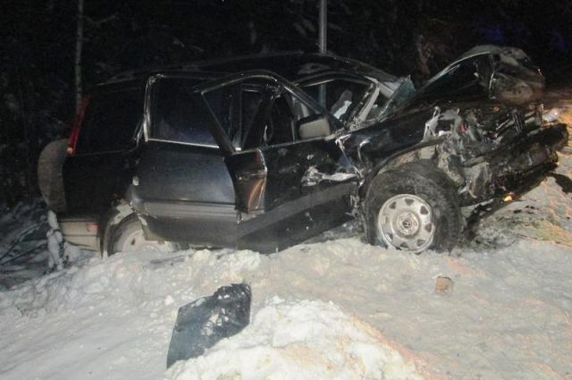 Один человек пострадал в страшном ДТП со «скорой» в Комсомольске.