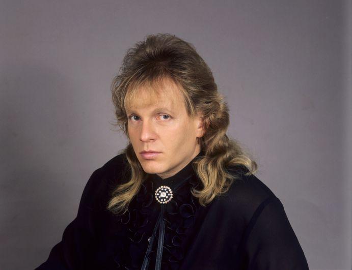 Крис Кельми в 1990 году.