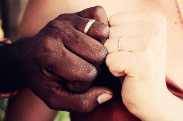 Тюменцы отметили золотую свадьбу
