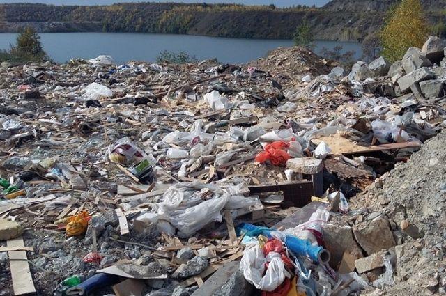 Тюменскую область расчищают от свалок