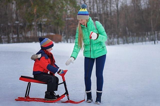 Как обезопасить детей на новогодних каникулах в Новосибирске