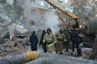 Поисково-спасательные работы в дома на Карла Маркса закончились 3 января.