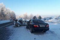 Авария произошла на 463 км автодороги Р-257 «Енисей».