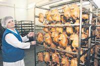На тюменском бройлере увеличили выпуск продукции