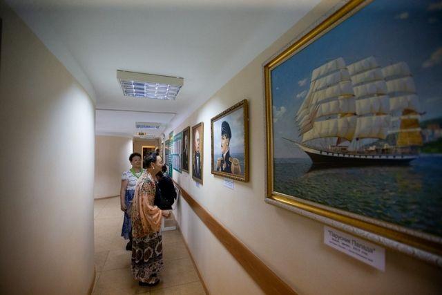 Тюменский художник представит свои картины