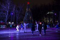 Тюменцам рассказали, где можно покататься на коньках