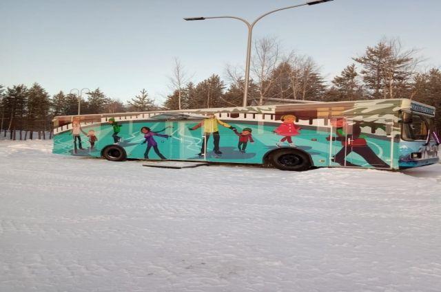 В Ноябрьске открыты четыре ледовых городка