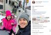 Семья Вовы Остапчука живет на две страны - Украину и Канаду, но в этот раз в Канаду семья уехала только на праздники, как сообщил телеведущий.