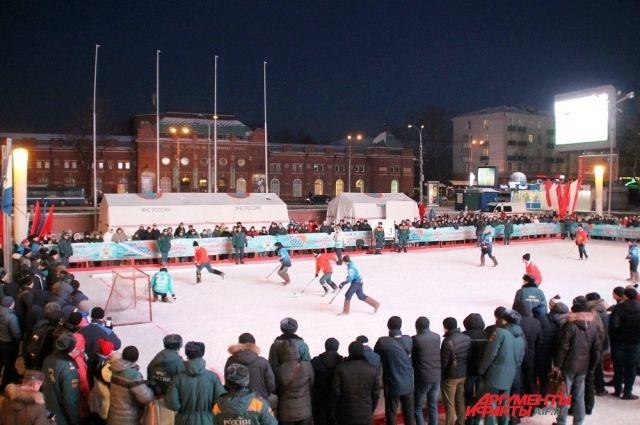 Тюменские хокеисты встретятся с китайцами