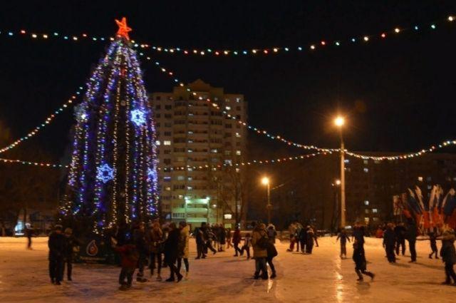 В бюджете Оренбурга 100 млн.руб в год заложено на оплату электрической энергии.