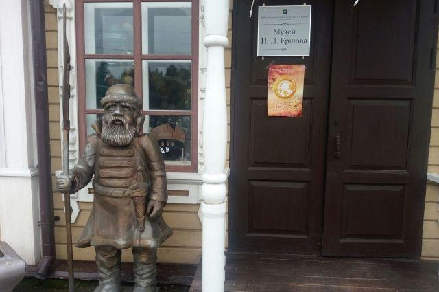 В Ишиме музей имени П.П. Ершова поставил кукольный спектакль
