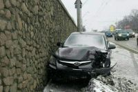 Массовые аварии в Киеве на проспекте Победы: 10 ДТП, на дороге заторы