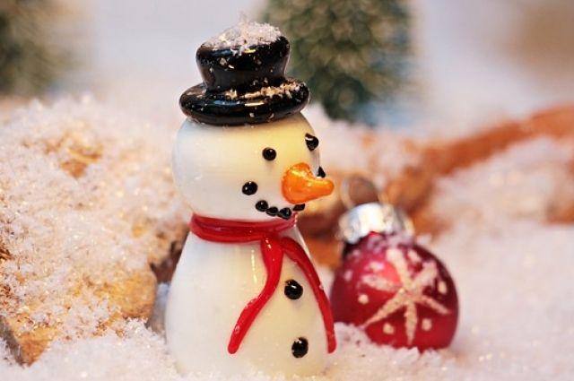 Погода порадует новосибирцев на Рождество