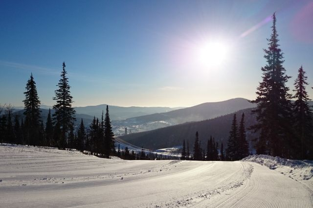 Вгорах Красной поляны вСочи погибли два горнолыжника
