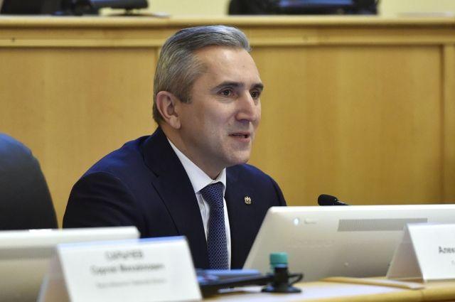 Губернатор Тюменской области Александр Моор отмечает юбилей
