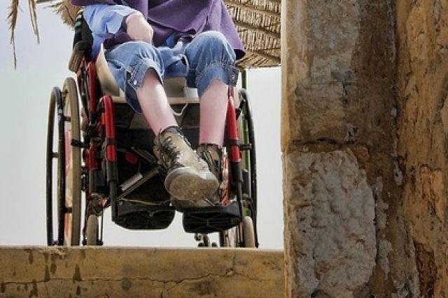 В селе Мужи создают доступную среду для маломобильных граждан