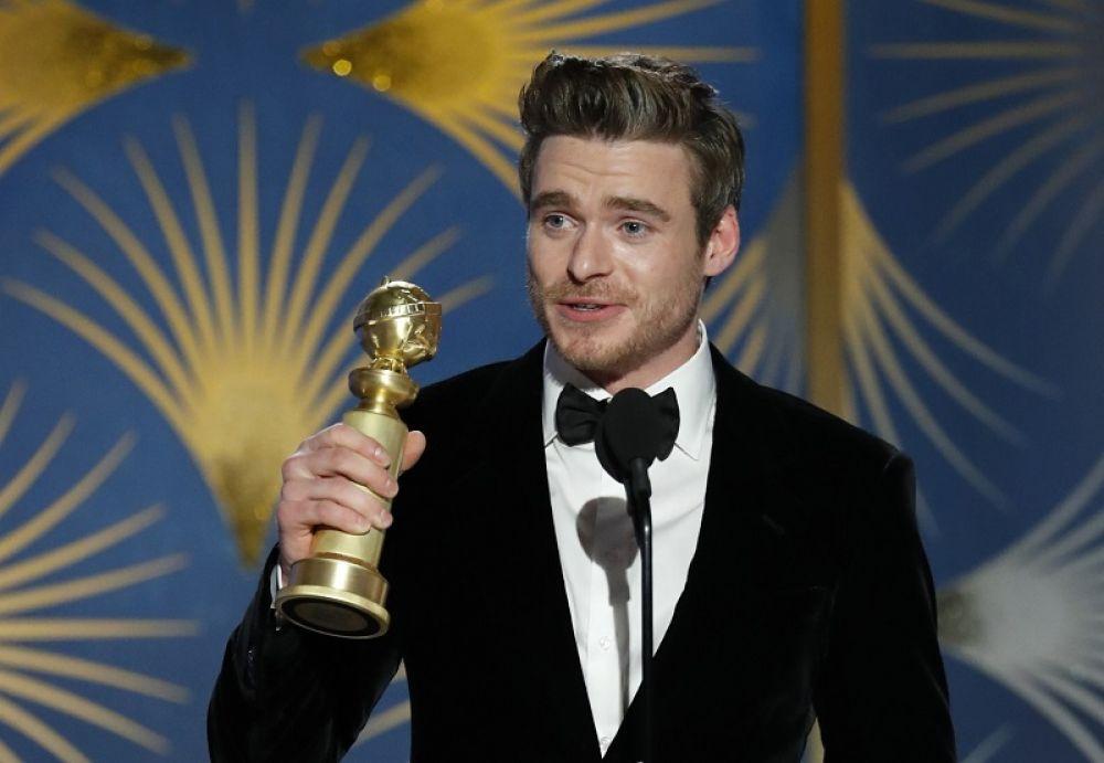 Лучший актёр в драматическом телесериале: Ричард Мэдден.