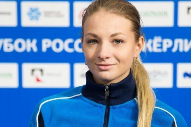 Аня Веневцева - победительница чемпионата Студенческой лиги по керлингу 2017 года