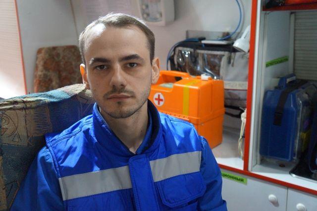 В 2018 году доктор тюменской скорой помощи реанимировал 11 пациентов