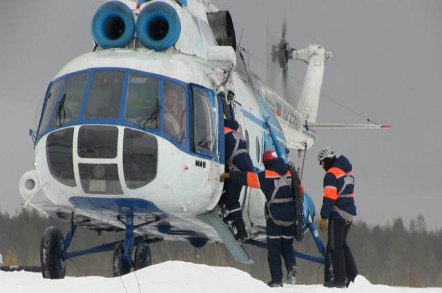 В Хабаровском крае продолжаются поиски пропавших рыбаков.