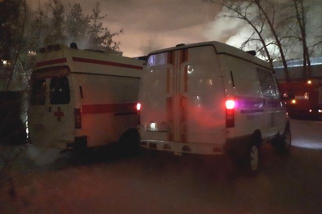 В Орске обнаружен мужчина с огнестрельными ранами.