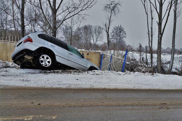 Авария произошла 8 января.