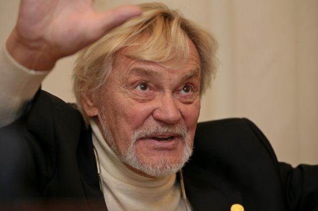 Легендарный хореограф Владимир Васильев