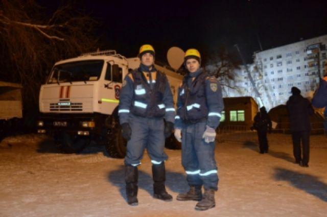 Пожарные Хабаровского края 200 раз выезжали на вызовы в Новый год.